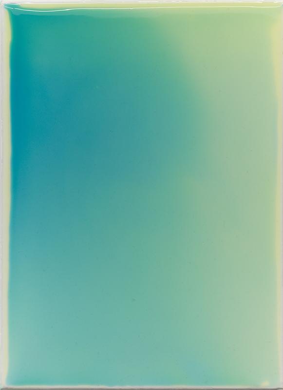 Gilles TEBOUL - Pintura - Untitled n°1698