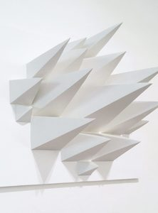 Anne DE NANTEUIL - Escultura - « Cold as ice »