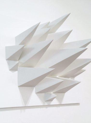 Anne DE NANTEUIL - Sculpture-Volume - « Cold as ice »