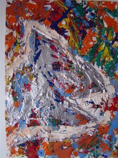 Joaquín FALCO PUJOL - Painting - ABSTRACTION 249