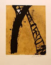 Emil SCHUMACHER - Print-Multiple - 21/1990