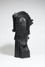 Kelli BEDROSSIAN - Escultura - Saphir