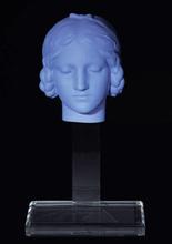 雷尼•马格里特 - 雕塑 - Tête