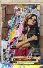 Laurent DURREY - Painting - La Madone