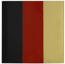 Gerhard RICHTER - Print-Multiple - Schwarz-Rot-Gold IV (Red-Black-Gold IV)