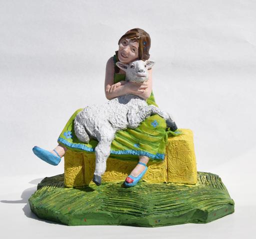 Gian Marco MONTESANO - Sculpture-Volume - Infanzia felice