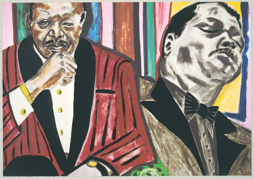 Frederick James BROWN - Print-Multiple - Oscar Peterson