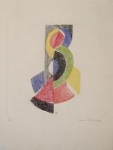 Sonia DELAUNAY-TERK (1885-1979) - Senza Titolo