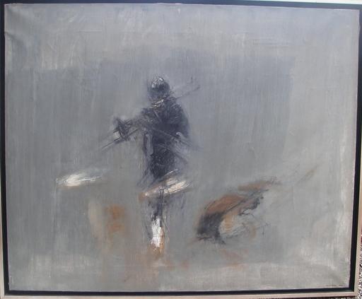 Giancarlo CAZZANIGA - Pittura - Jazz man