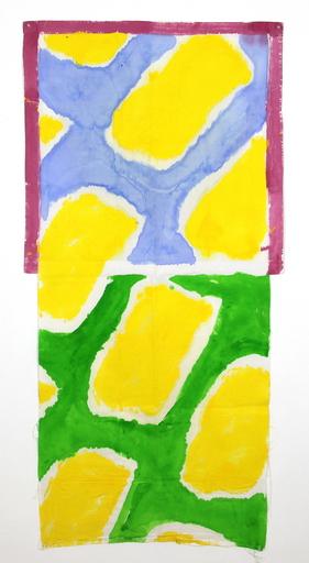 Claude VIALLAT - Painting - 2013-302