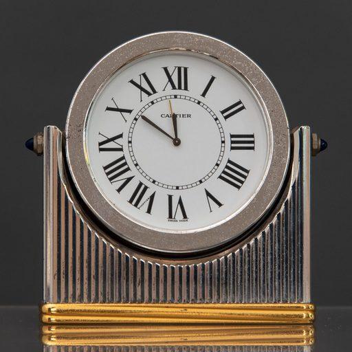 Louis François CARTIER - Pendule à poser  Must de Cartier