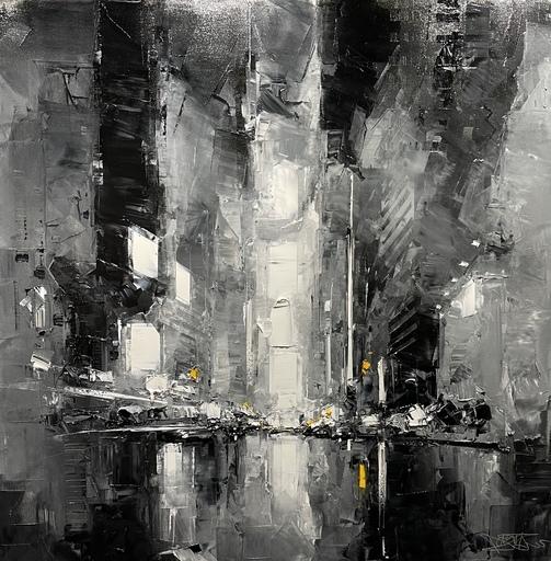 Daniel CASTAN - Peinture - Time Square