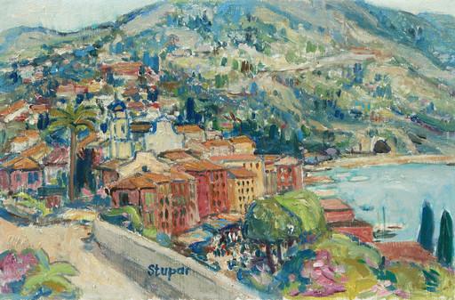 Marko STUPAR - Pintura - Villefranche-sur-Mer