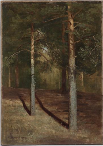 Ivan Ivanovitch SHISHKIN - Painting