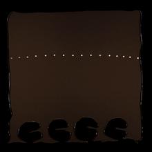 Lucio FONTANA - Estampe-Multiple - Concetto spaziale, Teatrino
