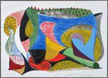 David HOCKNEY (1937) - Above and Beyond