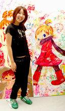 Ayako ROKKAKU - Painting - Ayako Rokkaku, 2007