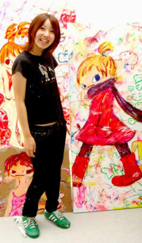 Ayako ROKKAKU - Pintura - Ayako Rokkaku, 2007