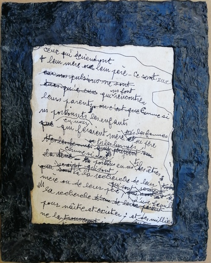 Jean-Luc PARANT - Scultura Volume - Bibliothèque idéale