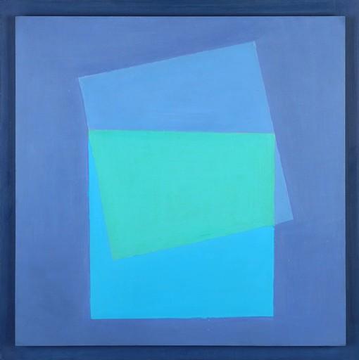 Henryk STAZEWSKI - Gemälde - Geometric Composition