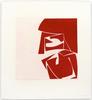 Joanne FREEMAN - Print-Multiple - Covers 3 Red