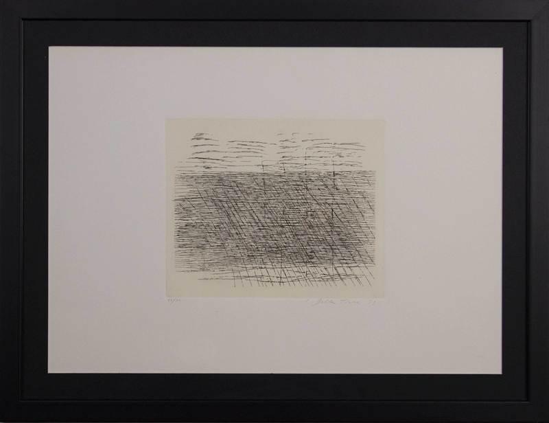 Enrico DELLA TORRE - Druckgrafik-Multiple - Fiume n. 5