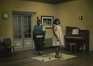Erwin OLAF - Fotografia - RAIN: The Dancing School