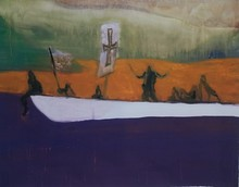 彼得•多伊格 - 版画 - CANOE