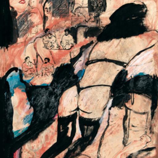 Zvi MILSHTEIN - Painting - Les dessous de l'affaire
