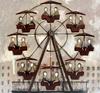 Ramaz ROSTOMASHVILI - Painting - Ferris wheel