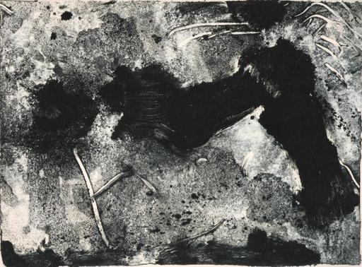 Emilio VEDOVA - Gemälde - G.T. - E.V. 8/90 W. 21