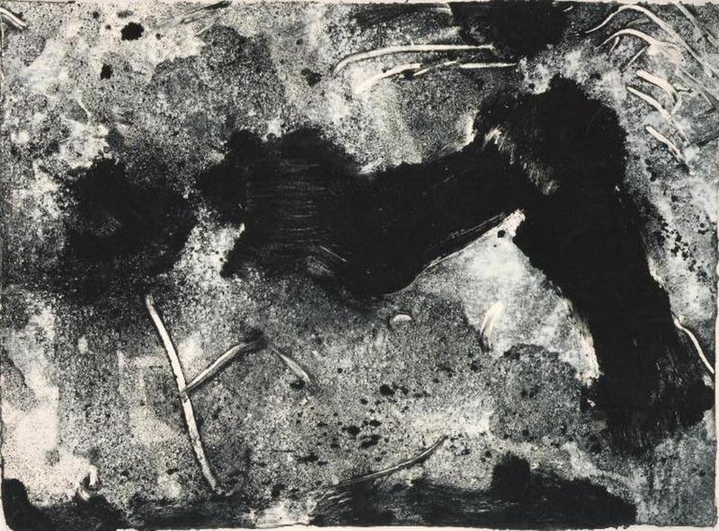 Emilio VEDOVA - Pintura - G.T. - E.V. 8/90 W. 21