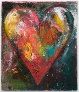 Jim DINE (1935) - Molly and Me