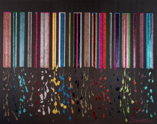 Alexandra BERNARDINI - Painting - Celebration of  Life 150x190 No.12