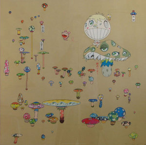 Takashi MURAKAMI, Making U Turn