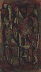 Zahara SCHATZ - Pintura - Untitled Abstract