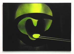 Jean TRIFFEZ - Painting - Enseignement d'un initie'