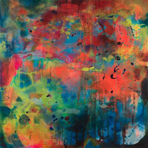 Marie-Pierre AUTONNE - Peinture - Les Complies du Lac