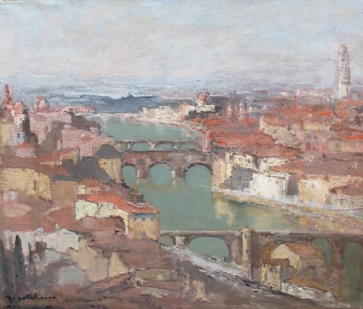 Louis Marie DESIRÉ-LUCAS - Pintura - Florence
