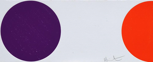 达米恩•赫斯特 - 版画 - Ferric Ammonium Citrate