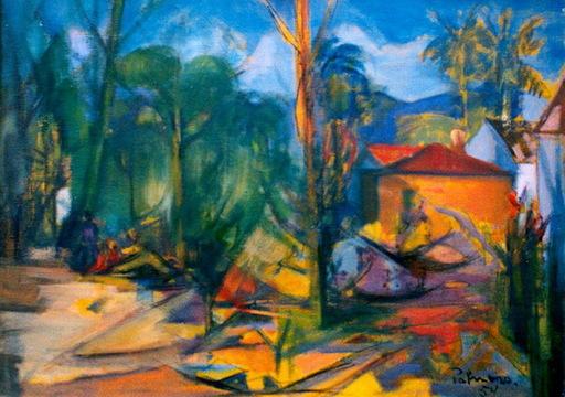 José PALMEIRO - Pintura - PAISAJE