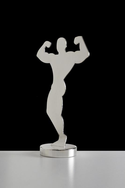 Marco LODOLA - Sculpture-Volume - ERACLE