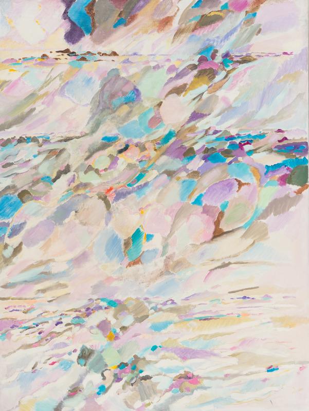 Claude MARECHAL - Painting - sans titre