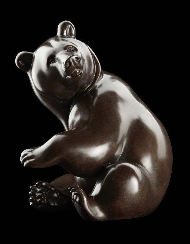 Michel BASSOMPIERRE - Escultura - Les Abeilles n°1