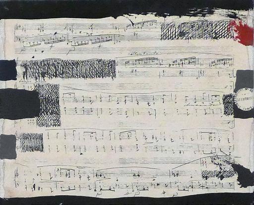 Josep GUINOVART - Gemälde - Sin título
