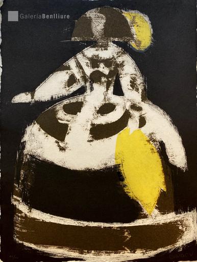 马诺罗·瓦尔代斯 - 版画 -  Menina VI