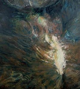 Ekaterina VORONA - Painting - Apparition