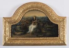 Georges ROUAULT - Pintura - Sainte-Cécile
