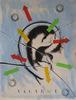 Peter KLASEN - Print-Multiple - LITHOGRAPHIE SIGNÉE AU CRAYON NUM/300 HANDSIGNED LITHOGRAPH