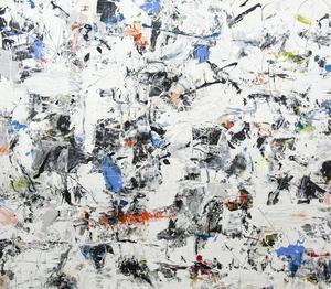 Adam COHEN - Peinture - Industria